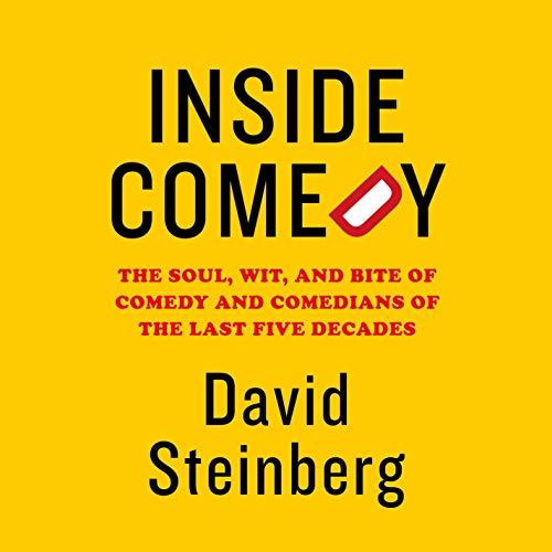 Inside Comedy cover art