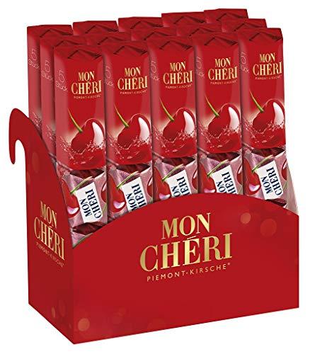 Mon Chéri - Thekendisplay (15 x 5 Einzelpralinen)