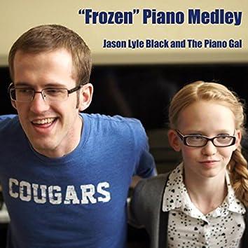 """Frozen"" Piano Medley"