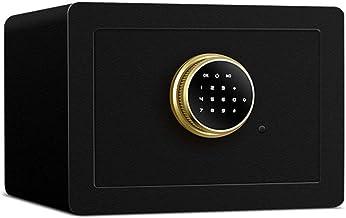 JJYPY Digital Safe Box,Safe and Lock Box-Safe Box, Safes and Lock Boxes, Money Box, Safety Boxes for Home (Color : Black)