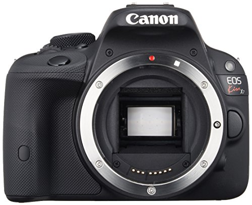 Canon DSLR Camera EOS Kiss X7 Body Only - International Version (No Warranty)