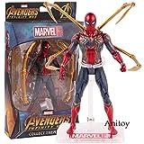Hot Toys Marvel Avengers Infinity War Iron Spider Spiderman Figura de acción PVC Spider Man Figura d...