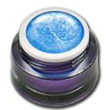 5ml Metallic Farbgel Blau Pearl Premium Colorgel RM Beautynails