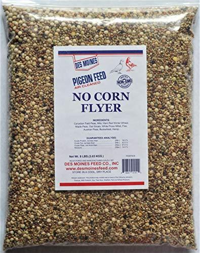No Corn Flyer Pigeon Mix (16%) 8 lbs