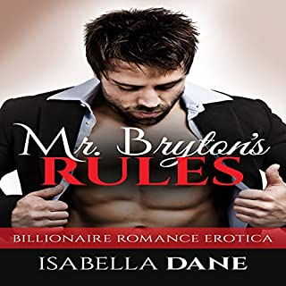 Mr Bryton's Rules audiobook cover art