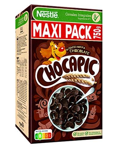 Cereales Nestlé Chocapic - 1 paquete de 750 g