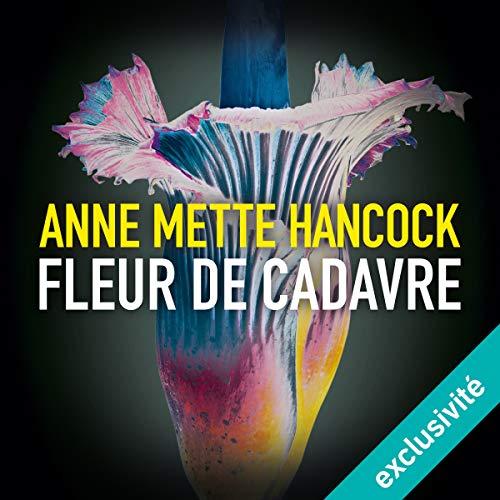 Fleur de cadavre audiobook cover art