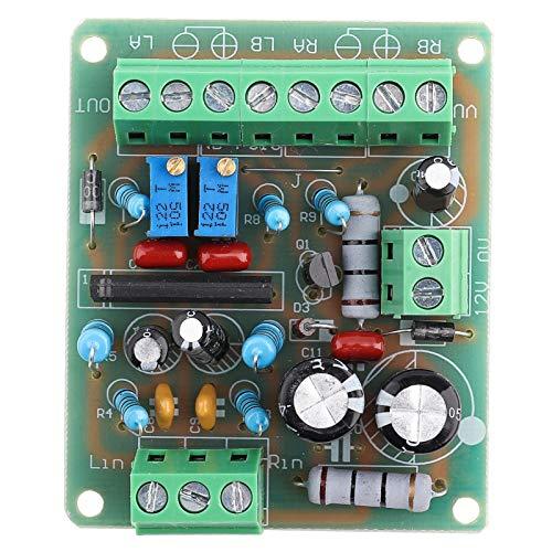Amplificatore di Potenza TA7318P DC 12V Amplificatore di Potenza VU Meter Driver Board DB Misuratore di Livello Audio