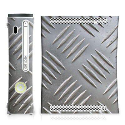 Microsoft XBOX Film autocollant skin en vinyle de film autocollant pour tôle ondulée Acier Pattern