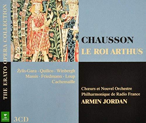 Armin Jordan - Chausson. le Roi Arthus