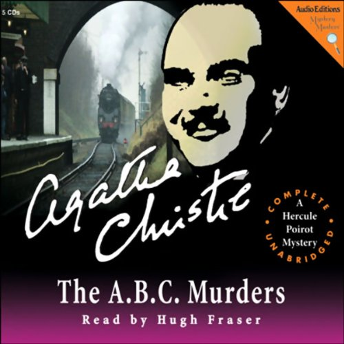 The ABC Murders cover art
