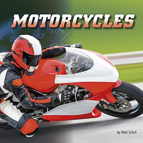 Motorcycles (Wild About Wheels)