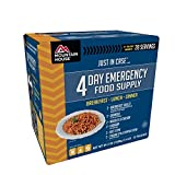 Mountain House 4-Day Emergency Food Supply Kit