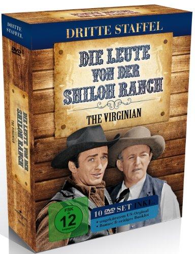 Die Leute von der Shiloh Ranch - Staffel 3 (10 DVDs)