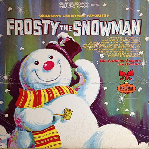 Frosty the Snowman (Children's Christmas Favorites)