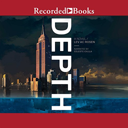 Depth audiobook cover art