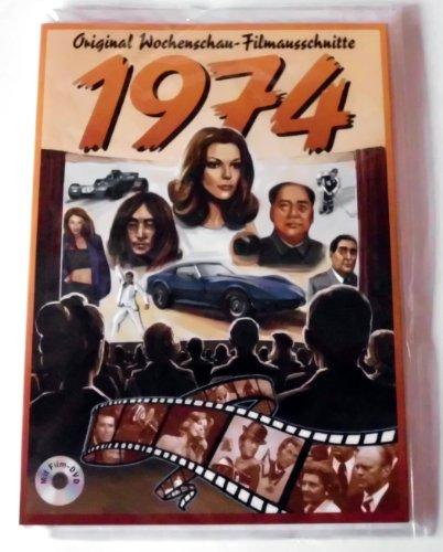 Jahreschronik auf DVD - Das Jahr 1974