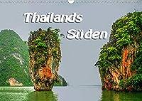 Thailands Sueden (Wandkalender 2022 DIN A3 quer): Die wunderschoene Natur an der Kueste der Andamanensee (Monatskalender, 14 Seiten )