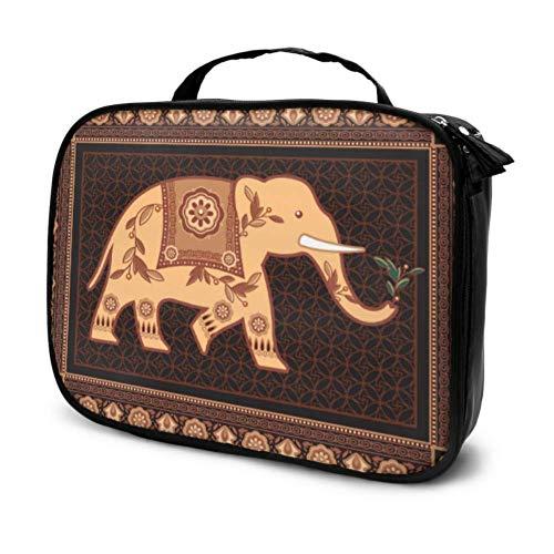 Decorado Elefante hindú Indio Alto Detalle Bolsas