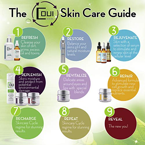 SUPER VITAMIN C Serum Anti Aging Anti Wrinkle - Facial Vit C, Hyaluronic Acid, Collagen, EGF For Face, Neck