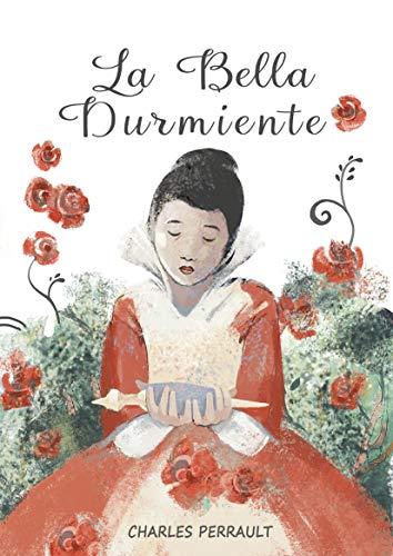 La Bella Durmiente con ilustraciones de Anna Zhuk (Cuentos de hadas)