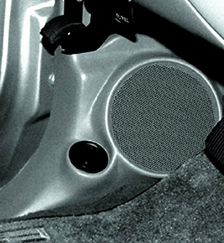 "Q Logic Q Forms 6.5"" Kick Panel Component Speaker Enclosures for Ford/Excursion / F250 / F350"