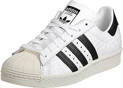 adidas Superstar 80's Donna Sneaker Bianco
