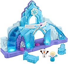 Little People Disney Frozen Elsa's Ice Palace with Lights and Sounds