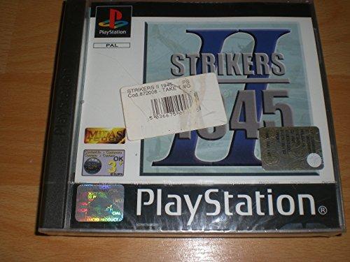 STRIKERS 1945 II - PSX [PlayStation 2] [Importación Italiana]