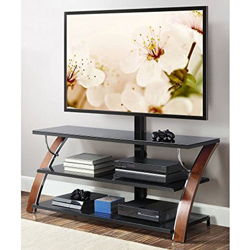 Gracelove 3-in-1 Flat Panel TV Stand for TVs up to 65'