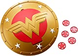 DC Super Hero Girls DMP06 - Bambola Scudo Wonderwoman