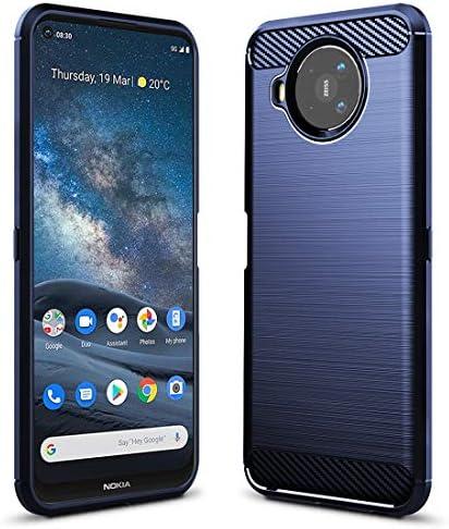 Sucnakp Nokia 8 3 5G Case Nokia 8V Case Nokia 8 3 Case TPU Shock Absorption Technology Raised product image