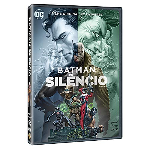Batman Silêncio [DVD]