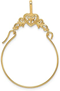 Best charm holder necklace gold Reviews