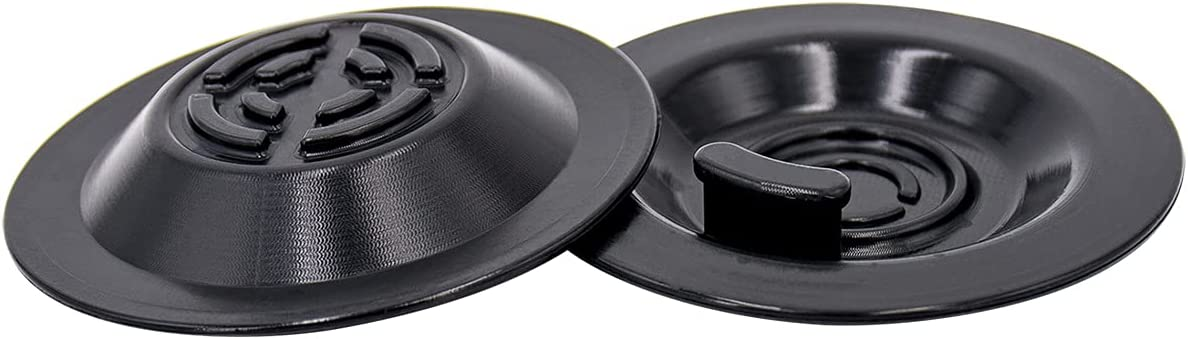 2 packs 54mm Coffee Backflush Disc with El Paso Mall Gifts Brev Cleaning Compatible