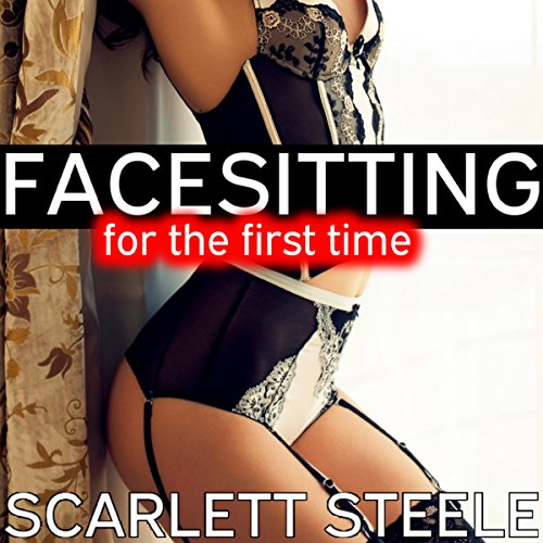 Facesitting for the First Time audiobook cover art