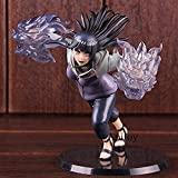 Romántico-Z Naruto Shippuden Juguetes Hyuga Hinata Twin Lions Fist Ver. PVC Naruto Figura de acción ...