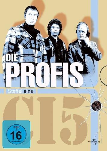 Die Profis Dvd