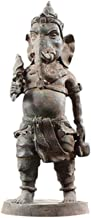 Home Accessories Thai Buddha Sculpture, Ganesha Statue, Thai Elephant Statue, Buddhist God of Wealth, Bronze Sculpture Art...