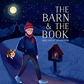 The Barn and the Book audiobook cover art