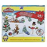 Play-Doh F23775L1 PD Calendario de Adviento PLAYSET