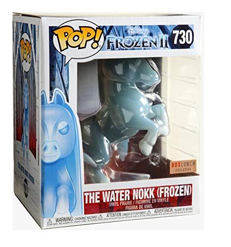Funko Pop! 40897 Disney Frozen 2 The Water Nokk Frozen in Ice #730 Exclusive Limited Edition