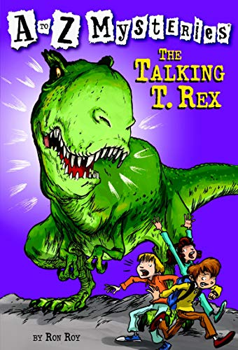 A to Z Mysteries: The Talking T. Rexの詳細を見る