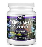 Fritz Aquatic Rift Lake Cichlid Buffer Multi-Lake Formula Raises KH & pH 3-LB