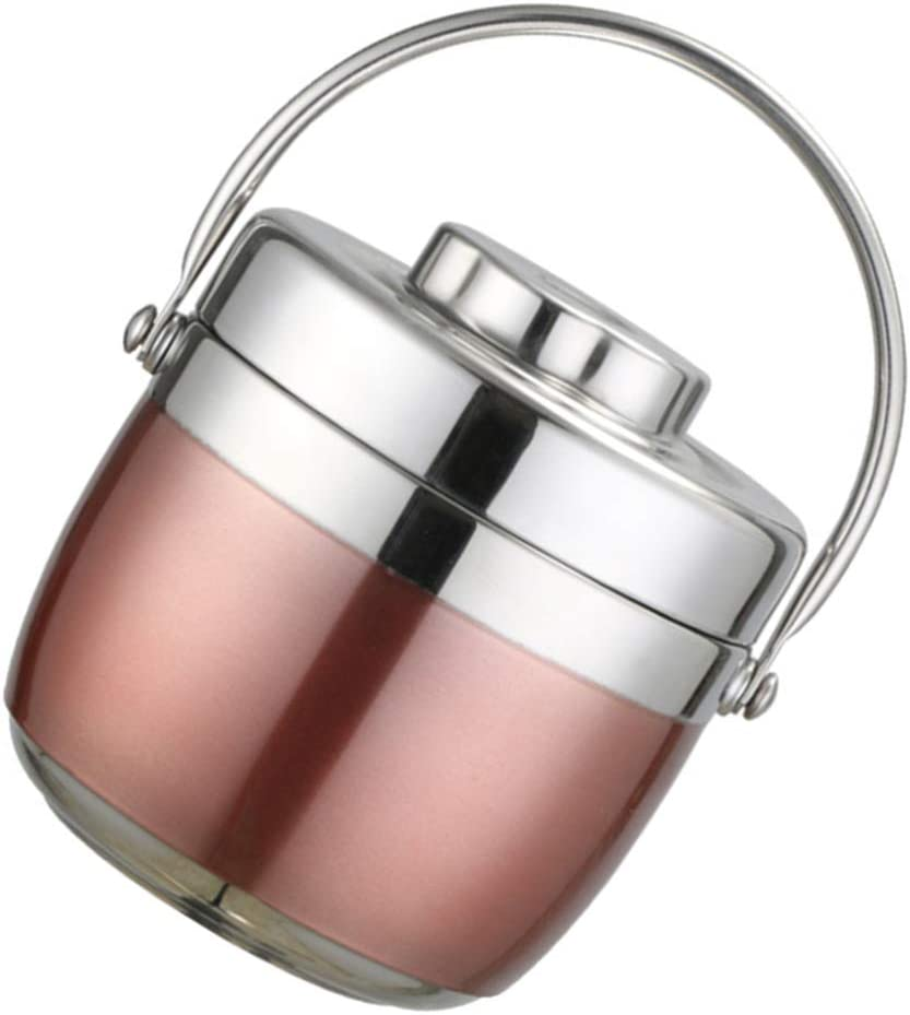 Cabilock 1.2L Ranking TOP11 Stainless Steel Lunch Heat Bento Price reduction Portable Pres Box