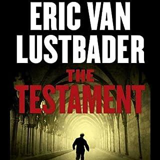The Testament audiobook cover art