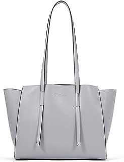 Women Leather Designer Handbag Tote Shoulder Purses Top-handle Bag