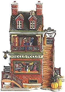 Dept 56 Helgas House of Fortunes Hocus Pocus Halloween Mansion