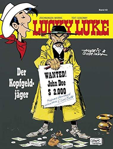Lucky Luke 43: Der Kopfgeldjäger
