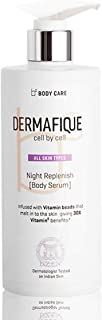 Dermafique Night Replenish Body Serum, 300ml